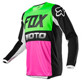 Fox Racing Youth 180 Fyce Jersey Multi