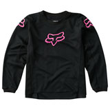 Fox Racing Kids Girl's 180 Prix Jersey Black/Pink