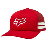 Fox Racing Women's Head Trik Snapback Trucker Hat Chili