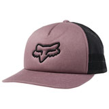 Fox Racing Women's Head Trik Snapback Trucker Hat Purple