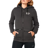Fox Racing Women's Lit Up Sherpa Hooded Sweatshirt