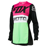 Fox Racing Women's 180 Fyce Jersey Multi