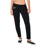 Fox Racing Women's Mesa Fleece Pant Black