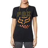 Fox Racing Women's Richter T-Shirt Black