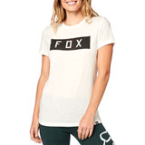 Fox Racing Women's Solo T-Shirt Bone