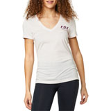 Fox Racing Women's Speed Thrills T-Shirt Light Pink