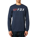 Fox Racing Cut Off Long Sleeve T-Shirt