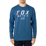 Fox Racing Streak Long Sleeve T-Shirt