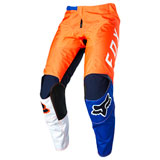 Fox Racing Youth 180 LOVL SE Pants Orange/Blue