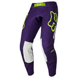 Fox Racing Flexair Honr LE Pants Purple/Yellow
