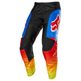 Fox Racing Youth 180 Fyce Pants Blue/Red