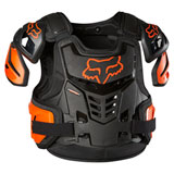Fox Racing Raptor Vest CE Roost Deflector Orange