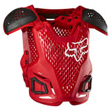 Fox Racing R3 Roost Deflector Flame Red
