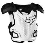 Fox Racing R3 Roost Deflector White