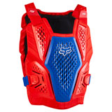 Fox Racing Raceframe Impact CE Roost Deflector Blue/Red