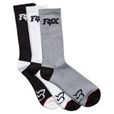 Fox Racing Fheadx Crew Socks - 3 Pack