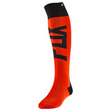 Fox Racing FRI Fyce Thick Socks Fluorescent Orange