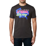 Fox Racing Castr T-Shirt Black Vintage