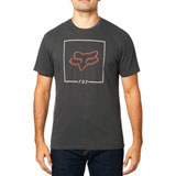 Fox Racing Chapped Airline T-Shirt Black/Orange