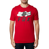 Fox Racing Chromatic Premium T-Shirt Chili