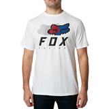 Fox Racing Chromatic Premium T-Shirt Optic White