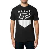 Fox Racing Freedom Shield T-Shirt Black