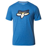 Fox Racing Head Strike Tech T-Shirt Heather Royal