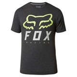 Fox Racing Heritage Forger Tech T-Shirt Black/Green
