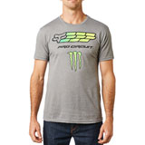 Fox Racing Monster Pro Circuit Premium T-Shirt Heather Grey