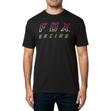 Fox Racing Neon Moth T-Shirt Black