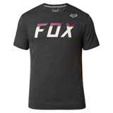 Fox Racing On Deck Tech T-Shirt Heather Black