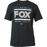 Fox Racing Original T-Shirt Black