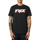 Fox Racing Outer Edge T-Shirt Black