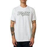 Fox Racing Outer Edge T-Shirt Optic White