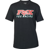 Fox Racing Pinned F-Head-X T-Shirt Black