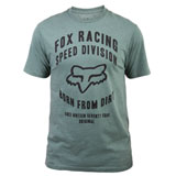 Fox Racing Revolution T-Shirt Dark Fatigue