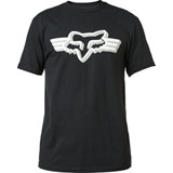 Fox Racing Shadow T-Shirt Black