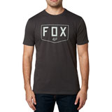 Fox Racing Shield Premium T-Shirt Black/Green
