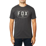 Fox Racing Shield Premium T-Shirt Black Vintage