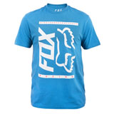 Fox Racing Side Barred T-Shirt Dusty Blue