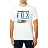 Fox Racing Super T-Shirt Optic White