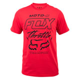 Fox Racing Throttled T-Shirt
