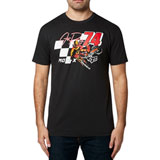 Fox Racing Trackside T-Shirt Black