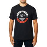 Fox Racing United T-Shirt Black