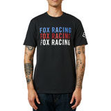 Fox Racing Upping T-Shirt Black