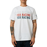 Fox Racing Upping T-Shirt Optic White