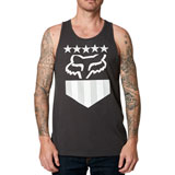 Fox Racing Freedom Shield Premium Tank Black Vintage