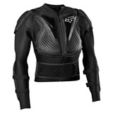 Fox Racing Youth Titan Sport Jacket Body Armor Black