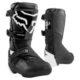 Fox Racing Youth Comp Boots Black