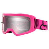 Fox Racing Youth Main II Race Goggle Pink